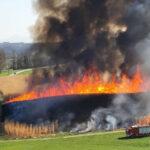 Einsatz: Flächenbrand in Wetterstett